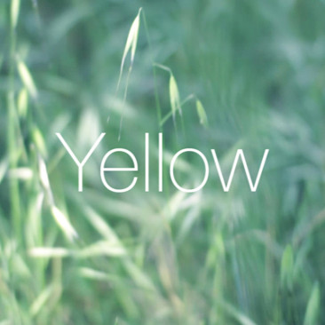 """Yellow"" music video"
