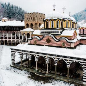 Monastero di Rila (Bulgaria 2011)
