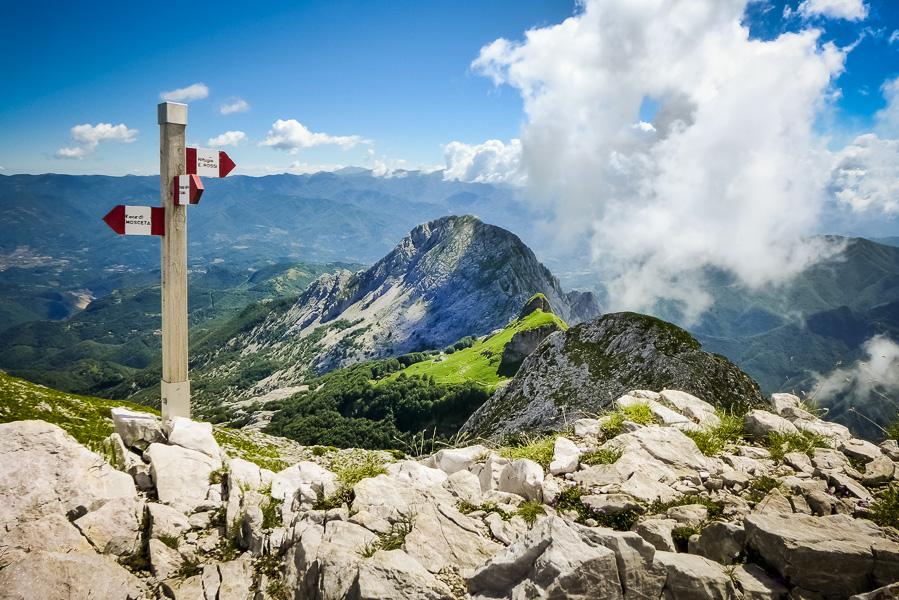 Pania secca, Alpi apuane (2014)